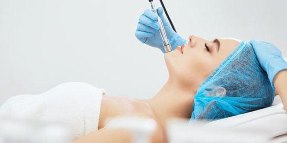 Higiene facial oxigenante